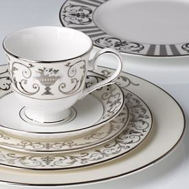Lenox AUTUMN LEGACY & China Dinnerware Formal Dinnerware Lenox AUTUMN LEGACY 5 pc place ...